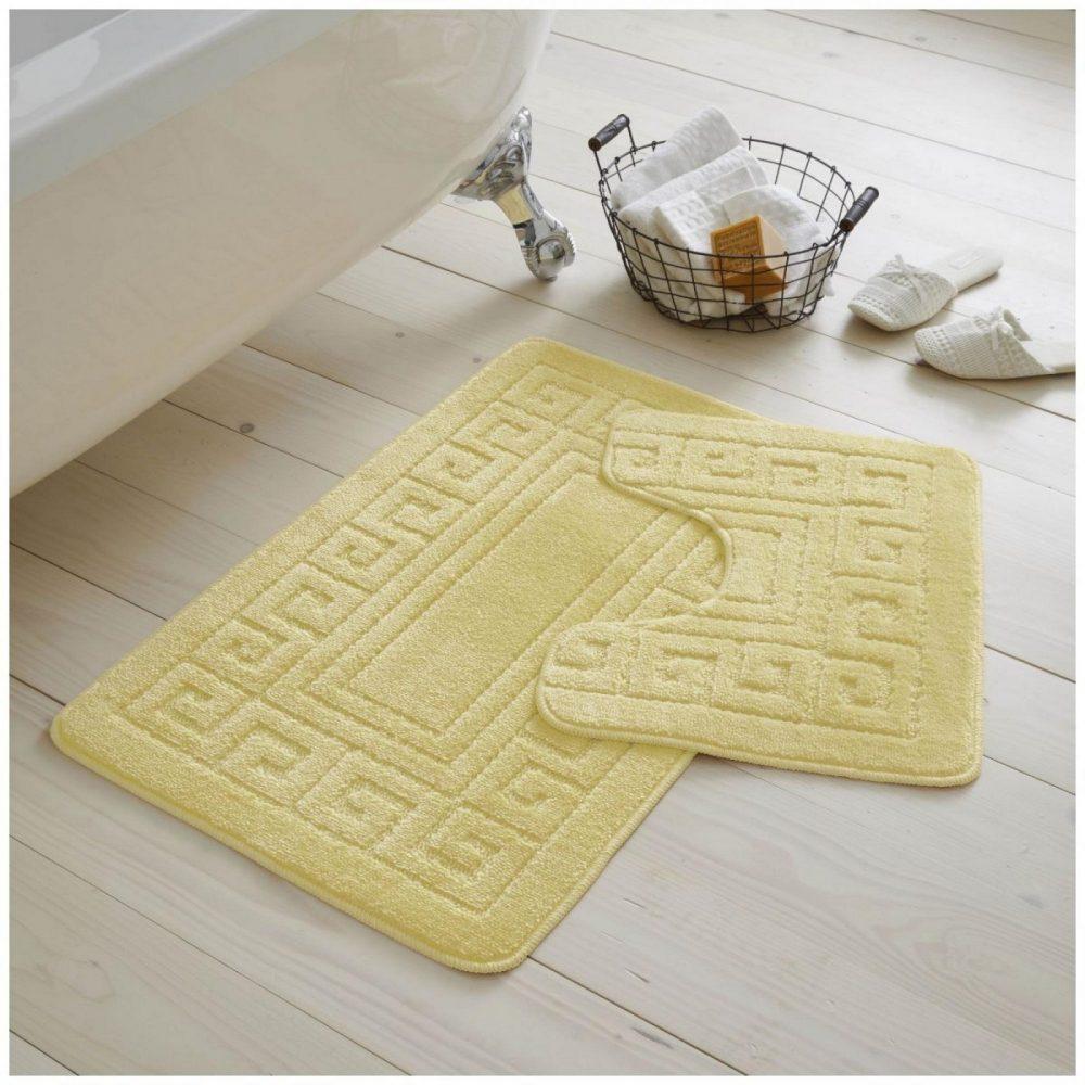 42163909 2pc hanger pack greek bath mat lemon 1 2