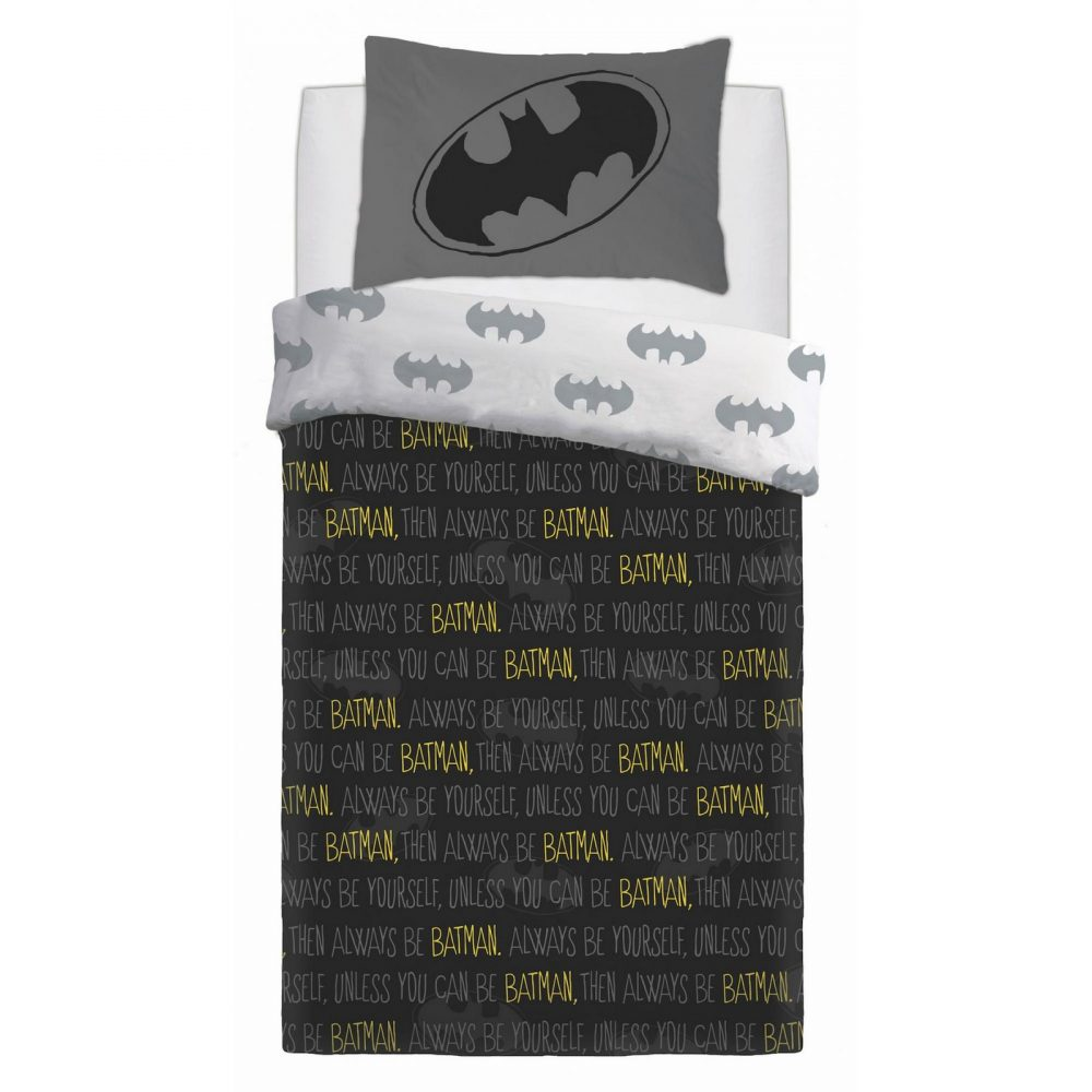 CB1453177 wb panel batman forever duvet set single 1 2