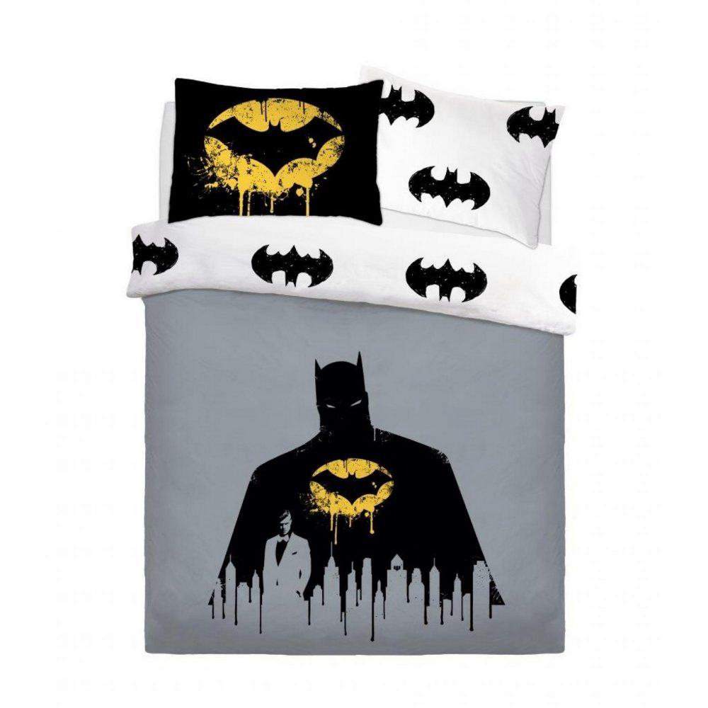 CB2721413 wb panel batman dark knight duvet set double 1 2